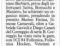 Carlino Reggio, 5 agosto 2016