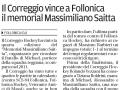 Gazzetta di Reggio, 6 agosto 2016