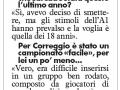 Carlino Reggio, 18 maggio 2016