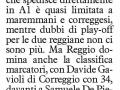 Carlino Reggio, 16 febbraio 2016