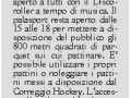 Carlino Reggio, 6 gennaio 2016