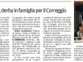 Gazzetta di Reggio, 30 gennaio 2016