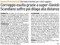 Carlino Reggio, 30 novembre 2015