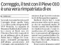 Gazzetta di Reggio, 9 settembre 2015