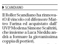 Gazzetta di Reggio, 2 settembre 2016