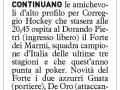 Carlino Reggio, 13 settembre 2016