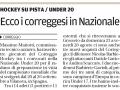 Gazzetta di Reggio, 11 agosto 2015