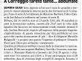 Carlino Reggio, 13 agosto 2015