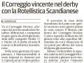 Gazzetta di Reggio, 6 dicembre 2016