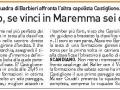 Carlino Reggio, 16 gennaio 2016