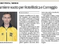 Gazzetta di Reggio, 27 gennaio 2016