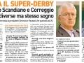 Carlino Reggio, 11 marzo 2016