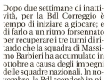 Gazzetta di Reggio, 1 novembre 2016