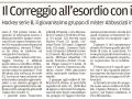 Gazzetta di Reggio, 26 novembre 2016