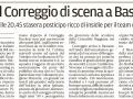 Gazzetta di Reggio, 29 novembre 2016
