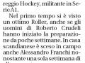 Gazzetta di Reggio, 2 ottobre 2016