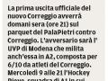 Gazzetta di Reggio, 3 settembre 2015