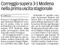 Gazzetta di Reggio, 7 settembre 2015