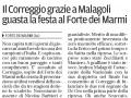Gazzetta di Reggio, 10 settembre 2016