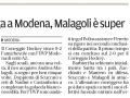Gazzetta di Reggio, 25 settembre 2016